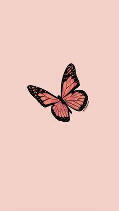 Wallpaper Pastel, Pastel Background Wallpapers, Butterfly Wallpaper Iphone, Phone Wallpaper Images, Wallpaper Stickers, Iphone Wallpaper Tumblr Aesthetic, Cute Patterns Wallpaper, Iphone Background Wallpaper, Aesthetic Pastel Wallpaper