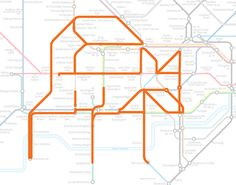 Zorro metro de Londres