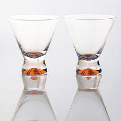 ダンスク スペクトラ カクテルグラス 3,000円