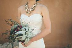 Succulent bouquet | 100 Layer Cake