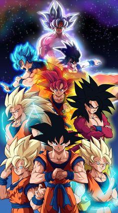 ¡Goku!♡😍😍😍😍