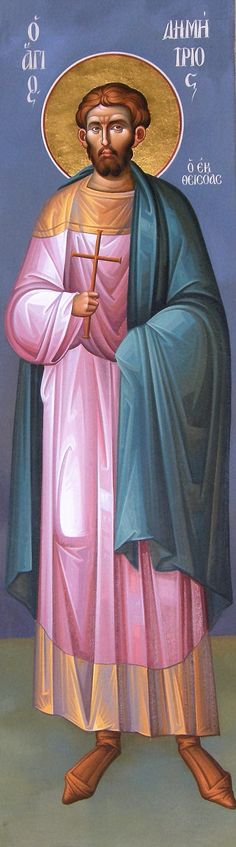Themis Petrou - Saint Athanasio's Church - Find Creatives Byzantine Art, Byzantine Icons, Religious Icons, Nashville Tennessee, Fresco, Saints, Religion, Christian, Disney Princess