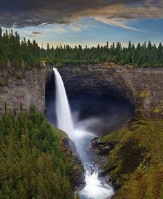 """Cascadia Explored on Instagram: """"Today's location: Wells Gray Provincial Park"""