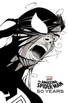 The Amazing Spider-Man (Marvel Comics - October Illustrator: Marcos Martin Amazing Spiderman, All Spiderman, Marvel Comics, Marvel Now, Marvel Heroes, Comic Book Artists, Comic Books Art, Comic Art, Catwoman