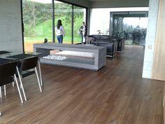 Acquafloor piso laminado 100% resistente agua