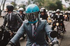The Distinguished Gentleman's Ride 2015 - Sydney