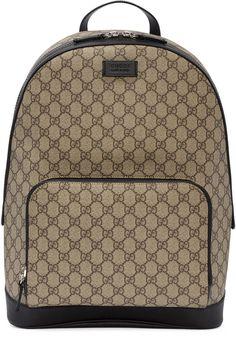 Supreme Backpack, Men's Backpack, Gucci Handbags, Gucci Bags, Designer Handbags, Men's Suits, Louis Vuitton, Vuitton Bag, Shopping
