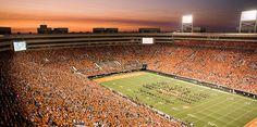 Boone Pickens Stadium at Oklahoma State University