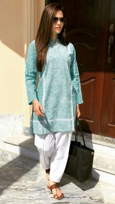 Simple Dress Simple Outfits Fresh Simple and Nice Simple Pakistani Dresses, Pakistani Fashion Casual, Pakistani Dress Design, Simple Outfits, Simple Dresses, Trendy Outfits, Fashionable Outfits, Nice Dresses, Indian Designer Outfits