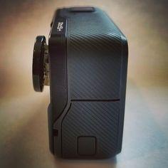 #GoPro #Hero6 Ribcage #Modified Pinhole Button Screw #Covert #Camera