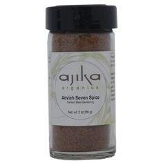 Ajika Organic Ajika Advieh Spice Blend -  A Persian Mix for Rice, 2.4-Ounce (Grocery) #organic food #organic #food