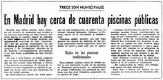 Diario Madrid - 4 Ago. 1969