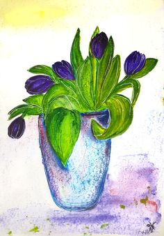 Watercolor Watercolor Paintings, Flowers, Inspiration, Art, Biblical Inspiration, Art Background, Water Colors, Kunst, Performing Arts