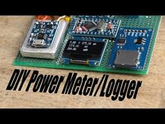 Make Your Own Power Meter/Logger: 5 Steps (with Pictures)