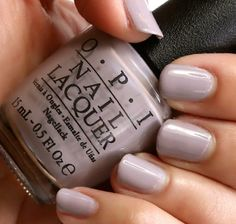 OPI Taupe-Less Beach, a creamy taupe | via Makeup and Beauty Blog