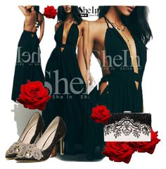 """SheIn 6"" by magicofthemoment ❤ liked on Polyvore"