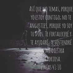 Isaías 41.10 Blessing, Movie Posters, Movies, Victorious, Biblical Quotes, Bible, Films, Film, Movie
