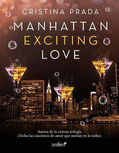 El esperado segundo volumen de la saga Manhattan Love llaga al fin, editado por Zafiro y haciendo las delicias de los lectores de Cristina Prada. Una excitante novela erótica donde la pasión no sie…
