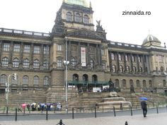 Prague, Wenceslas Place / praga-muzeul-national-cladirea-veche