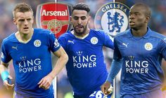Leicester Exodus: Vardy verbally agrees Arsenal move Mahrez eyes exit Chelsea want Kante   via Arsenal FC - Latest news gossip and videos http://ift.tt/1t4rsiI  Arsenal FC - Latest news gossip and videos IFTTT