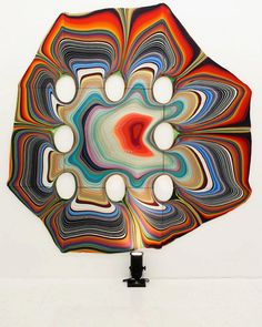 pour #paintings by holton rower - watch the vid