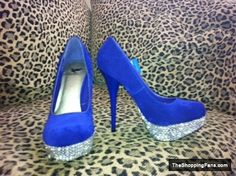 #Shoes, Heels and Boots #fashion #style #shopping blue and silver high heels - Fashion for Women - http://theshoppingfans.com/blue-and-silver-high-heels