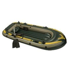 Intex Sehawk 4 person boat set