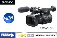 Sei pronto a riprendere qualsiasi tipo di scenario? Il camcorder portatile professionale PXW-Z150 di Sony ti offre una straordinaria qualità dell'immagine 4K, slow motion Full HD HFR a 120 fps, impostazioni di rete avanzate integrate per lo streaming live e il workflow wireless.
