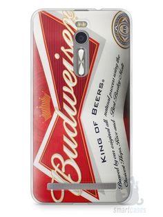 Capa Zenfone 2 Cerveja Budweiser