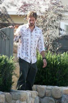 Paul in Santa Barbara