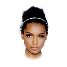 edited by Satinee - Jasmine Tookes ❤ liked on Polyvore featuring dolls, doll parts, heads, doll heads and body parts
