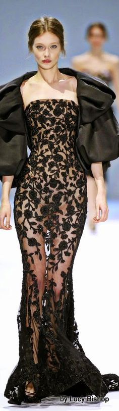 Ralph & Russo Spring Summer 2015 Haute Couture ~ PFW