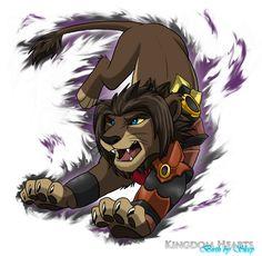 Terra versión rey león lol ;-)