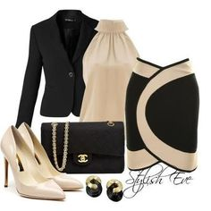 Very stylish business outfit - particularly love the unusual skirt Business Outfits, Business Attire, Business Fashion, Business Chic, Business Clothes, Business Meeting, Apostolic Fashion, Stylish Work Outfits, Classy Outfits