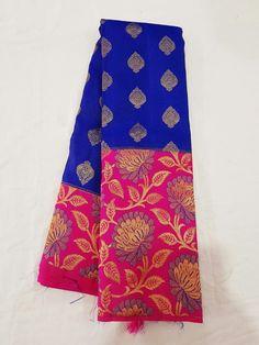 Embroidery silk saree on sale ! Inbox or Instagram on bend_de_trend_ .. #embroidery #silksaree #onlineshopping #benddétrend ..
