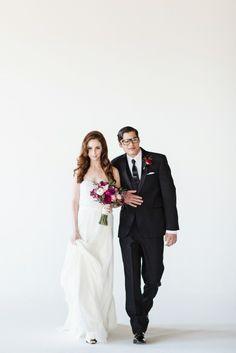 Michelle Landreau Wedding Photography / darling couple