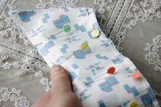 Shirt sew along by Mamasha op Flickr, via Flickrggg  Kraag maken