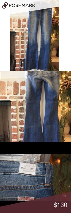 NWT Hudson Women's mia flare jean NWT great jeans look amazing on Hudson Jeans Pants Boot Cut & Flare