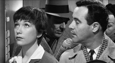 Shirley Maclaine delivers a charmingly intoxicating performance, and it's impossible not to like Jack Lemmon, whose dramatic arc from a ladder-climbing toady to someone who takes a stand for himself holdsThe Apartment together.