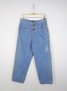6bd886ea Marithe & Francois Girbaud Jeans Distressed Vintage Marithe and Francois  Girbaud Denim Pant Size 31
