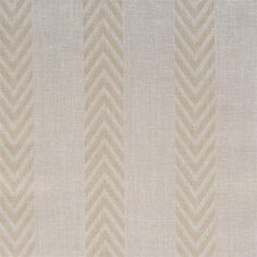 "Azure Ecru and cream color Chevron pattern in linen style | 108"" inch or 120"" inch curtains 