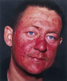 "Matthew C. Watson Kris: Oil on Copper, 9x11"", 2009 http://matthewcwatson.com/index.php?/paintings/"
