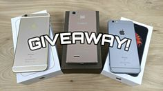 Mayiandjay's First Giveaway (2016) - Different Options!