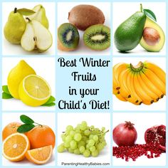 winter fruits healthy fruit deserts