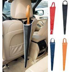 Bolsa funda de paraguas para el asiento del coche