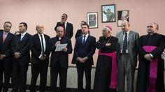 رئيس الوزراء الفرنسي يدعو مسيحيي الشرق الأوسط إلى عدم ترك بلدانهم