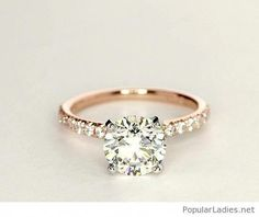diamond engagement r
