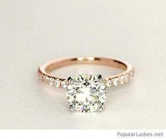 diamond engagement r