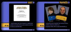Fanouškovský film Star Trek: Skryté hry - amatérský film, zasazený do světa sci-fi seriálu Star Trek, natáčený českými fanoušky. Film Star Trek, Sci Fi, Science Fiction