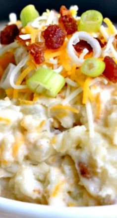 Loaded Potato Salad Recipe....for those times you cheat on your diet!